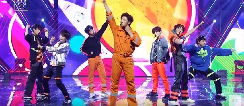 Anpanman, BTS, traducida, letra en coreano, romanización