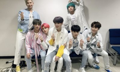 BTS Boy With Luv Good Morning America