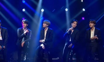 BTS The Late Show With Stephen Colbert Make It Right