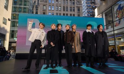 Jimin Jin RM BTS The Today Show