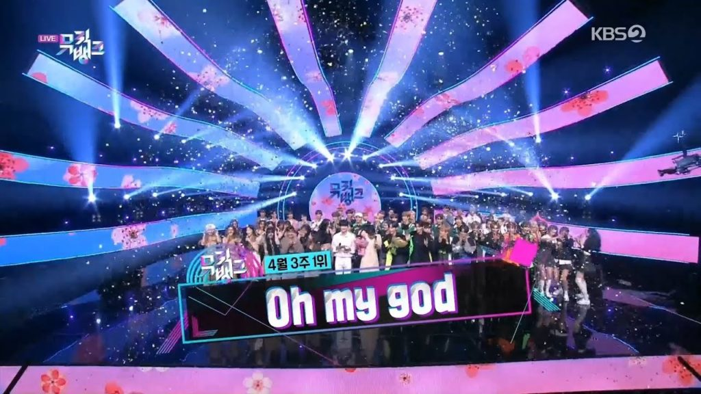 (G)I-DLE Music Bank Oh My God