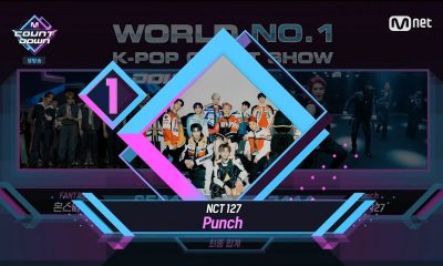 NCT 127 Punch M Countdown