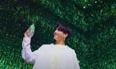 Jungkook BTS Chilsung Cider