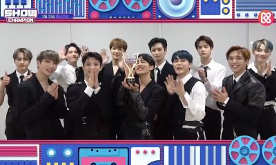 Show Champion THE STEALER The Boyz