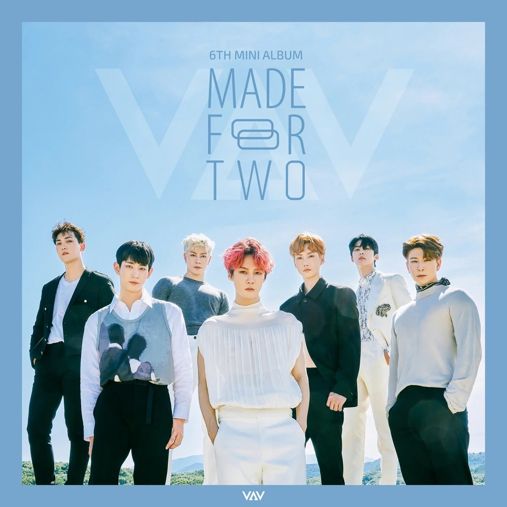 Made For Two, VAV, traducida, letra en coreano, romanización
