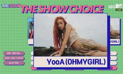 YooA The Show Oh My Girl Bon Voyage