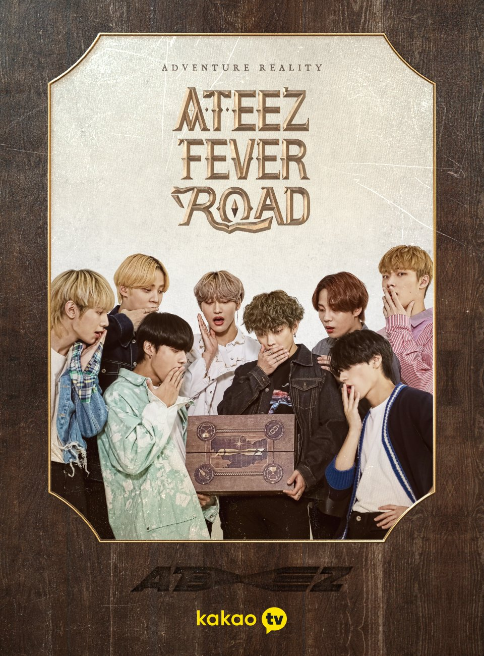 ATEEZ will have a new variety show soon