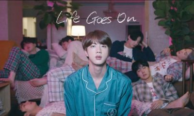 BTS Life Goes On
