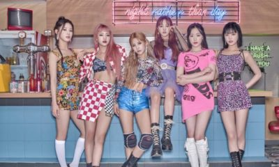 (G)I-DLE Cube Entertainment
