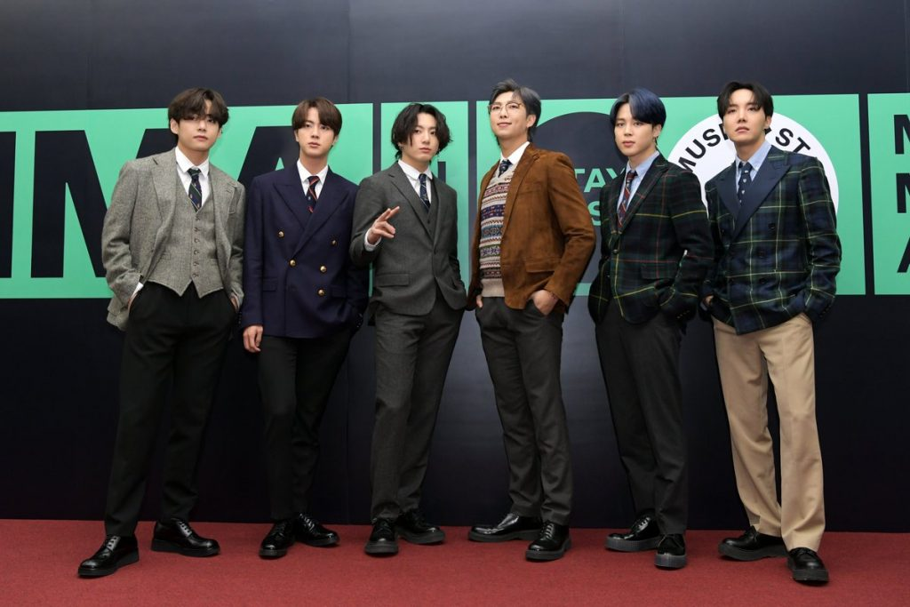 The winners of the Melon Music Awards 2020