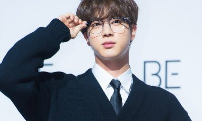 Jin de BTS You Quiz On The Block