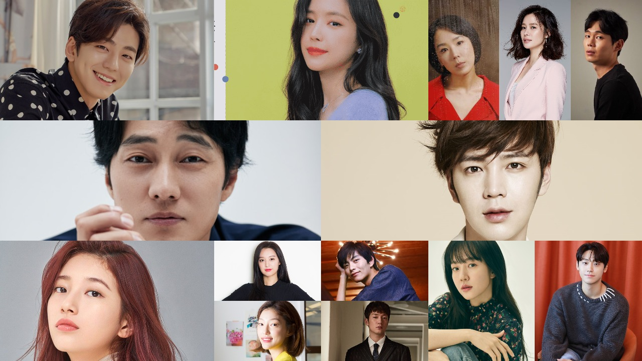 Im Soo Jung Jeong Yi The Office Blind Date Son Naeun Apink So Ji Sub Kim Hyun Joo Bossam: Steal the Fate Dr. Lawyer My Liberation Diary Melancholia Unexpected Country Diary Ryu Kyung Soo Kim Min Kyu Apink Bae Suzy Ghost Doctor Lee El Netflix Lee Do Hyun Kang Soo Yeon My Liberation Diary