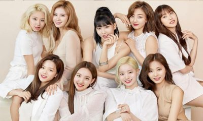 TWICE 8th Edaily Culture Awards